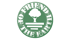 Friend of the Earth - Logo verde