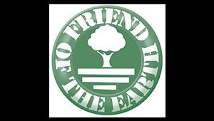 Friend of the Earth - Logo verde